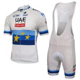 Equipación UAE ITALIAN CHAMPION 2018