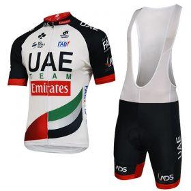 Equipación UAE EUROPEAN CHAMPION 2018