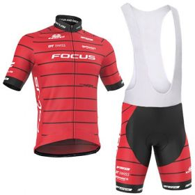 Equipación ciclismo Corta VINI FANTINI 2018