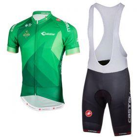 Equipación ciclismo Corta ABU DUBAI 2018