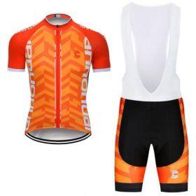 Equipación ciclismo Corta CASTEL 2018