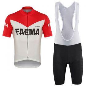 Equipación ciclismo Corta FLANDERS 2018