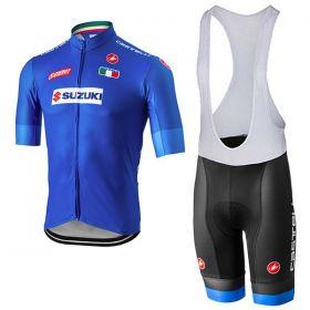 Equipación ciclismo QUICK-STEP 2018