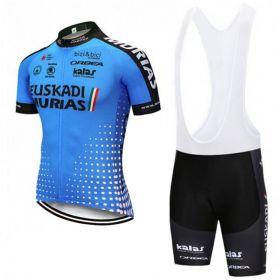 Equipación ciclismo EUSKADI 2018