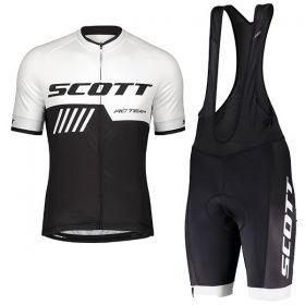 Equipación ciclismo SCOTT 2018