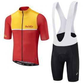Equipación ciclismo MORVELO 2019