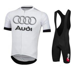 Equipación ciclismo AUDI 2019