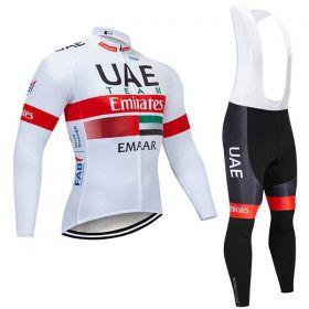 Equipacion Cilclismo Larga UAE 2019