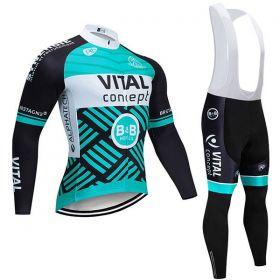 Equipacion Cilclismo Larga VITAL 2019