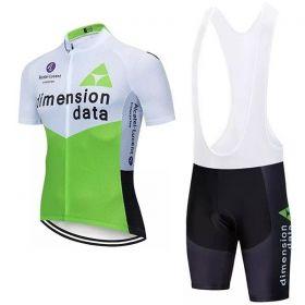 Equipación ciclismo DIMENSION DATA 2019