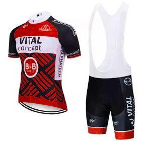 Equipación ciclismo VITAL 2019