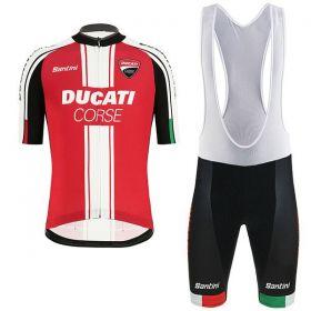 Equipación ciclismo DUCATI 2019