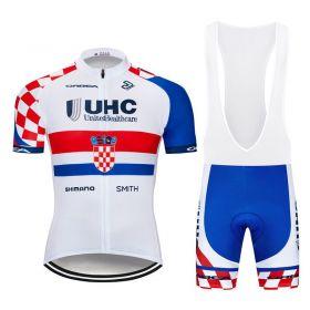 Equipación ciclismo UHC 2019