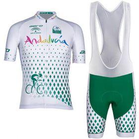 Equipación ciclismo Andalucia 2019