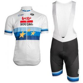 Equipación ciclismo LOTTO 2019