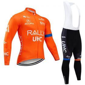 Equipacion Cilclismo Larga RALLY UHC 2019