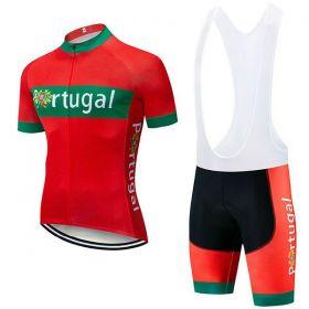 Equipación ciclismo PORTUGAL 2020