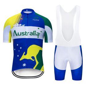 Equipación ciclismo AUSTRALIA 2020