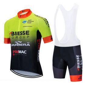 Equipación ciclismo BIESSE 2020
