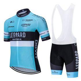 Equipación ciclismo LEOPARD 2020