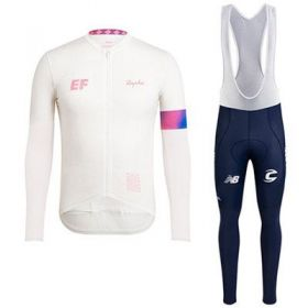 Equipacion Cilclismo Larga EDUCATION FIRST 2020