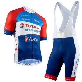 Equipación ciclismo TOTAL 2020
