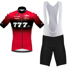 Equipación ciclismo 777 2020