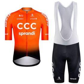 Equipación ciclismo CCC SPRANDI 2020