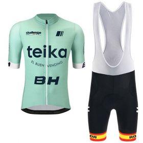 Equipación ciclismo TEIKA 2020