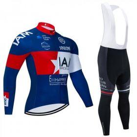 Equipación ciclismo IAM 2020 Termica Hombre OUTLET