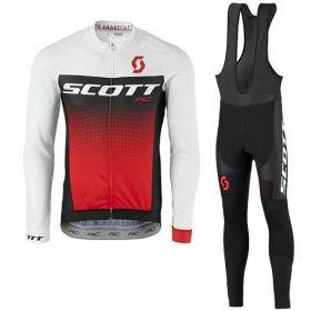 Equipación ciclismo SCOTT 2020 Termica Hombre OUTLET