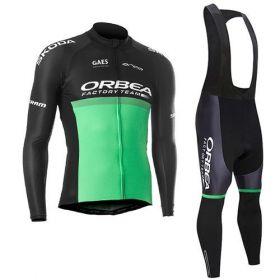 Equipación ciclismo ORBEA 2020 Termica Hombre OUTLET