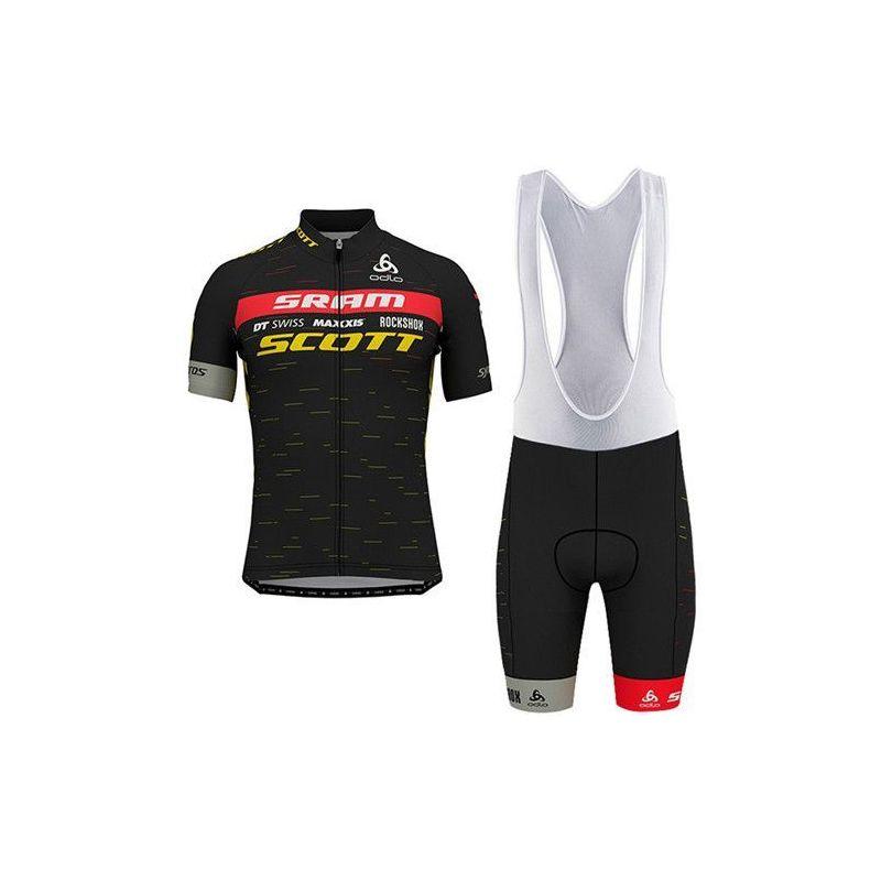 Equipación ciclismo SCOT 2020 Corta Hombre OUTLET