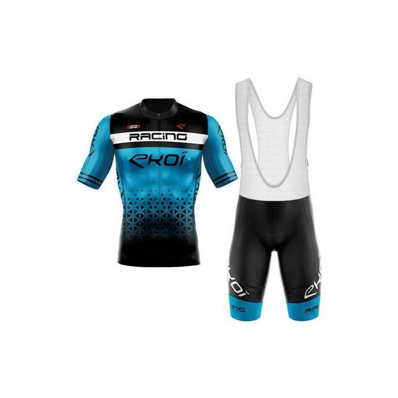 Equipación ciclismo EKOI 2020 Corta Hombre OUTLET
