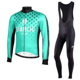 Equipación ciclismo BIANCHI 2020 Termica HOMBRE OUTLET