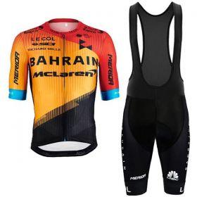Equipación ciclismo MClaren BHARAEIN Corta Hombre OUTLET