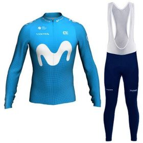 Equipación ciclismo MOVISTAR Termica 2020 HOMBRE OUTLET
