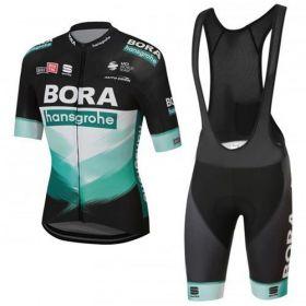 Equipación ciclismo BORA Corta 2020 Hombre OUTLET