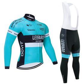 Equipación ciclismo LEOPARD 2020 Térmico hombre OUTLET