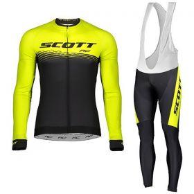 Equipación ciclismo SCOTT 2020 Térmico hombre OUTLET