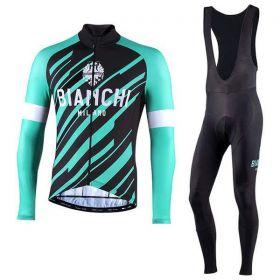 Equipación ciclismo BIANCHI 2020 Térmico hombre OUTLET