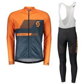 Equipación ciclismo SCOT Termica Hombre OUTLET
