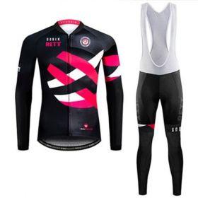 Equipación ciclismo UCI 2020 Térmico MUJER OUTLET