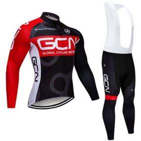 Equipación ciclismo GCN Térmico hombre OUTLET