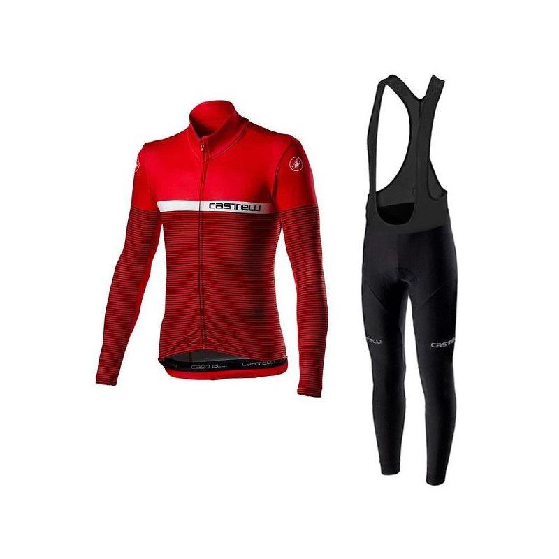 Equipacion Cilclismo Larga UCI 2021