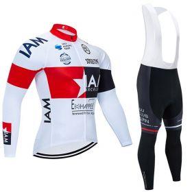 Equipación ciclismo IAM 2020 Térmico hombre OUTLET