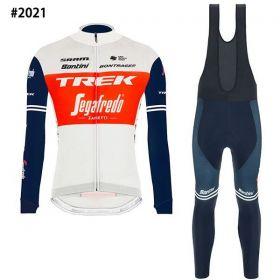 Equipación ciclismo TREK 2021 Térmico hombre OUTLET