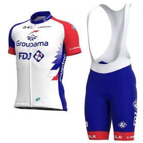 Equipación ciclismo FDJ 2021