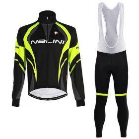 Equipación ciclismo NALINI 2021 Térmico hombre OUTLET
