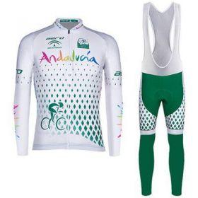 Equipación ciclismo ANDALUCIA 2021 Térmico hombre OUTLET
